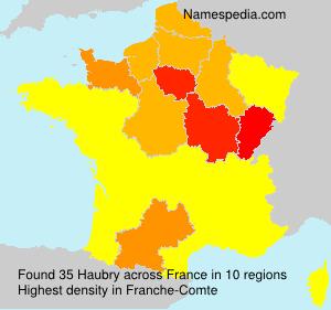 Haubry - France