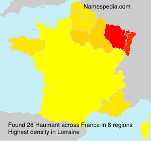 Haumant
