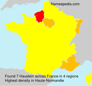 Haustein - France