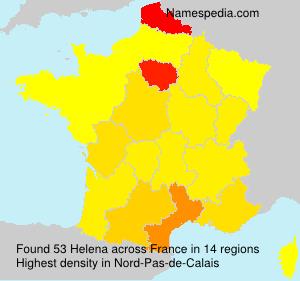 Helena Namensbedeutung