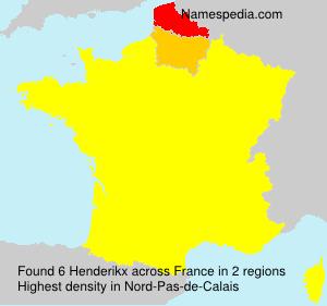 Henderikx
