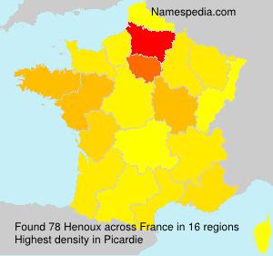 Henoux