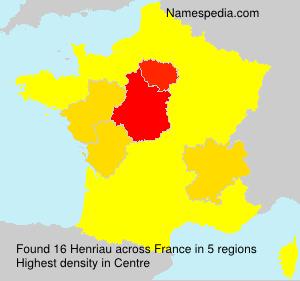 Henriau