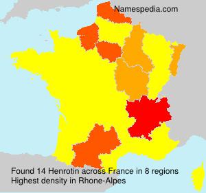 Henrotin