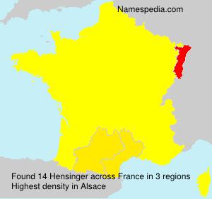 Hensinger