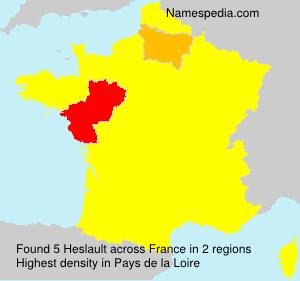 Heslault