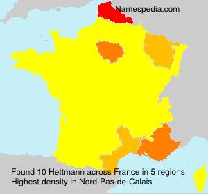 Hettmann - France