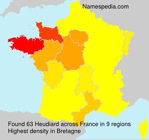 Heudiard