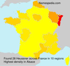 Heussner
