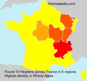 Heydens