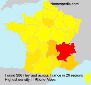 Heyraud
