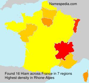 Hiam - France