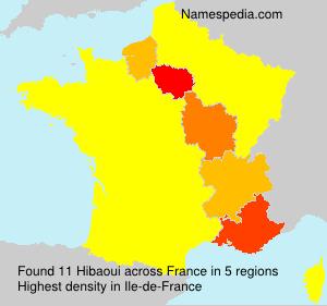 Hibaoui - France