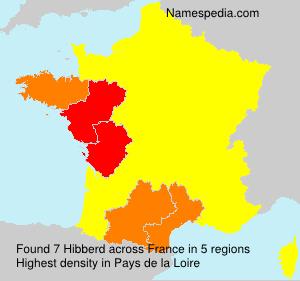 Hibberd - France