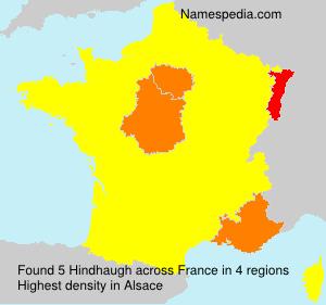 Hindhaugh - France