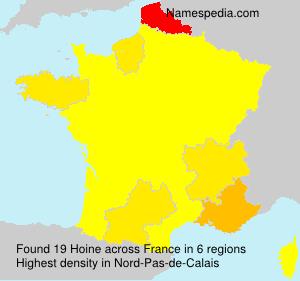 Hoine - France
