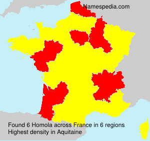 Homola - France