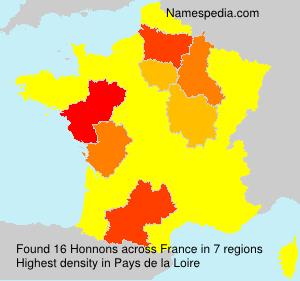 Honnons