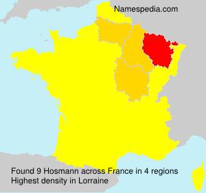 Hosmann