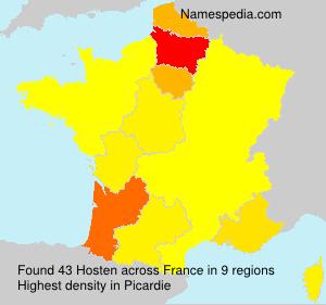 Hosten - France