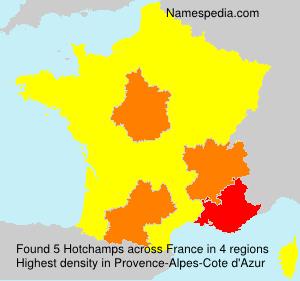 Hotchamps - France