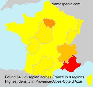 Hovsepian - France