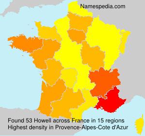 Howell - France