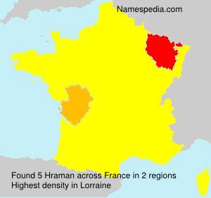 Hraman - France