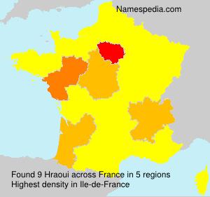 Hraoui - France
