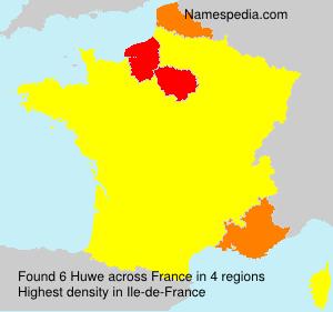 Huwe - France