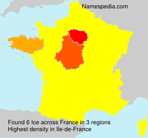 Ice - France