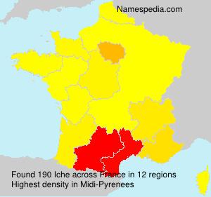 Iche - France