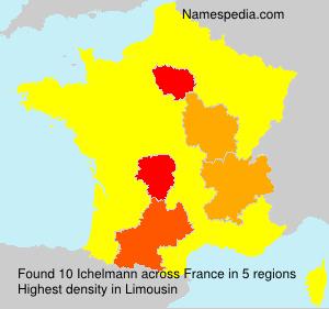 Ichelmann - France