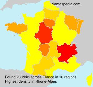 Idrizi - France