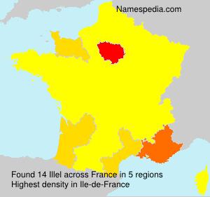 Illel - France