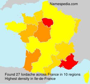 Iordache - France