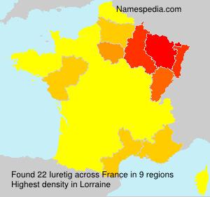 Iuretig - France