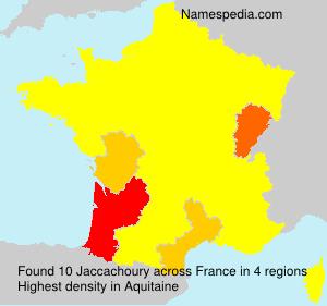 Jaccachoury