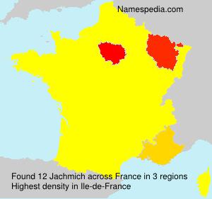 Jachmich