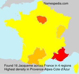 Jacqueme
