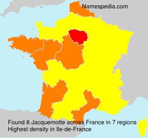 Jacquemotte