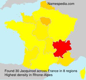 Jacquinod