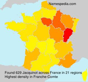 Jacquinot