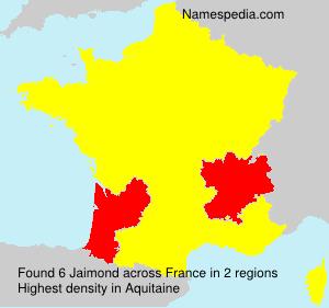 Jaimond