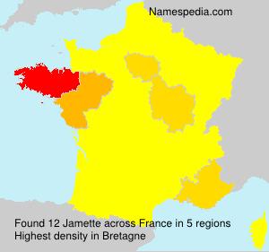 Jamette