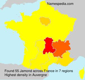 Jamond