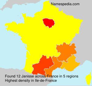 Janisse - France