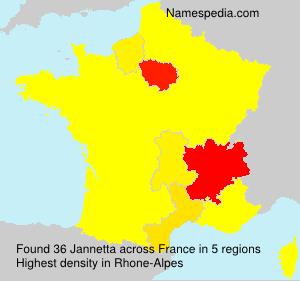 Jannetta