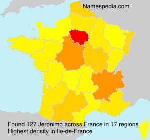 Jeronimo - France