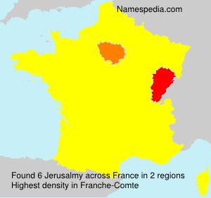 Jerusalmy - France